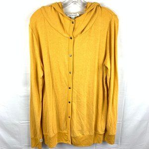 Peace Love World Comfy Knit Button Front Cardigan